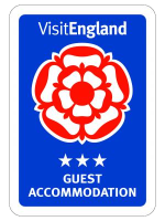 Visit England 3 star accommodation